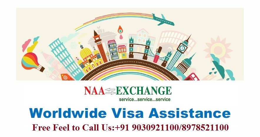 Visa Services for all cou
