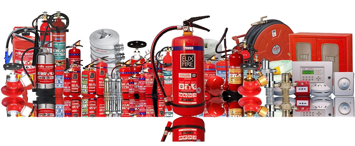 SUPPLIER OF FIRE FIGHTING EXTI