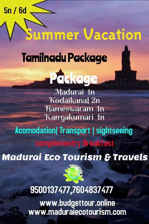 Tamilnadu package wayanad reso