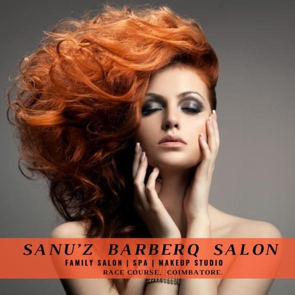 Sanu'z BarberQ Salon - Family