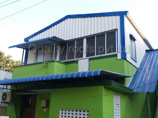Terrace Roofing Contractors In ChennaiWe are the best Terrace Roofing Contractors In Chennai, we undertake all Terrace Roofing Solutions In Chennai to arrest leakages in Terrace and protect heat coming inside the building.