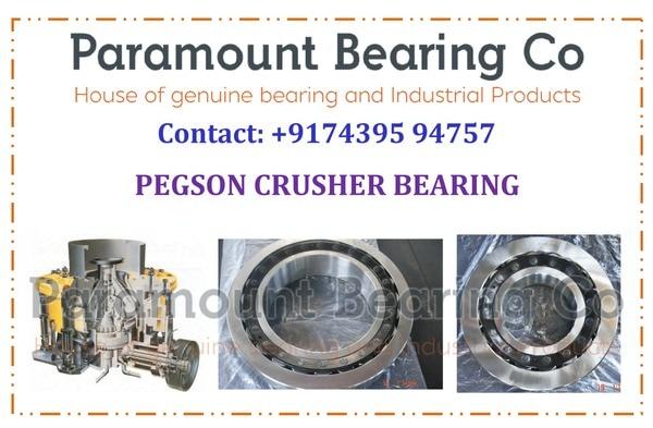 Pegson Crusher Bearings Available :Bearings no. are given below :- 2410-9006548310-N12B2410-9007548310-N12B2415-9900561067B2415-99015611172415-98015612922415-9802561290C2415-90032410-90082416-15202416-4472