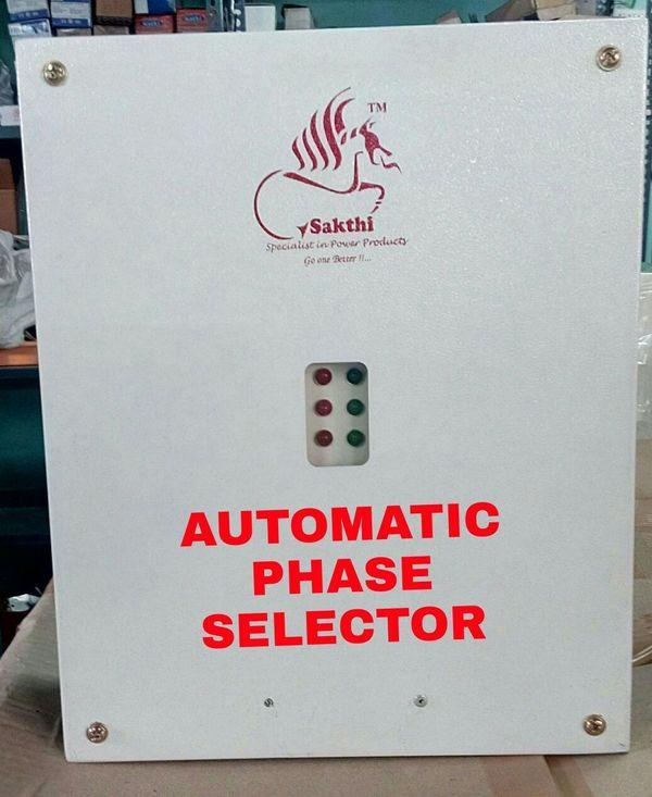 Automatic Phase Sele