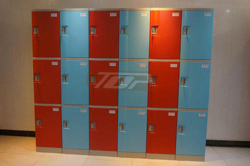 Looking for any Personal Lockers. We are one of the best ABS lockers in Chennai. Kindly call us for more information regarding the products features and best offer price.Used to safe and store the things. ABS Lockers are in attractive clours and professional looking boxes. Adjustable shelves. It can be placed side by side. Lockers are Rust proof. They are coated with textured surface finishing.