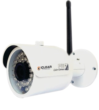 Wireless cctv camera (iCLEAR CCTV CAMERA) All of our cameras and equipment are designed iCLEAR CCTV Cameras using the latest technology and top quality components for superior video clarity. iCLEAR CCTV Security Solution will provide you with a complete security solution down to every last detail. These systems can be installed easily by anyone comfortable.  iP NK 36RWith 1.0/1.3/2.0/3.0/4.0/5.0/8.0/12.0 Megapixel3.6/6/8 mm Lens36 Led (IR Range Upto 35 Mtr.)POE/Audio/(Optional)Wireless cctv camera, Wireless cctv camera manufacturers, Wireless cctv camera suppliers, Wireless cctv camera manufacturers in Delhi, Wireless cctv camera suppliers in Chandigarh, Wireless cctv camera in Lucknow. Wireless cctv camera in Kanpur.