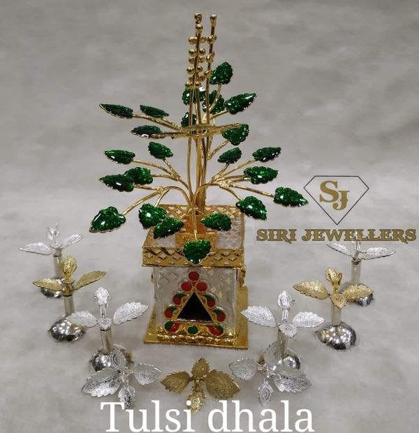 Happy tulasi festiva