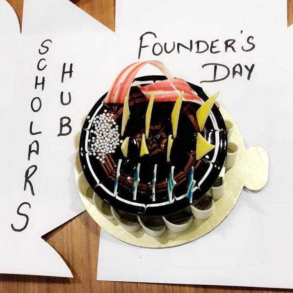 Scholars Hub Celebrating Found