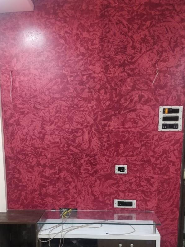 Wall Texture in Mumbai Maharas