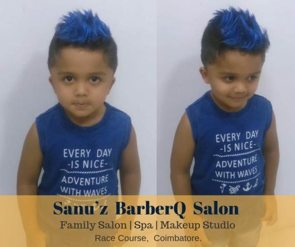 Radiant Hair Colour for Kids @