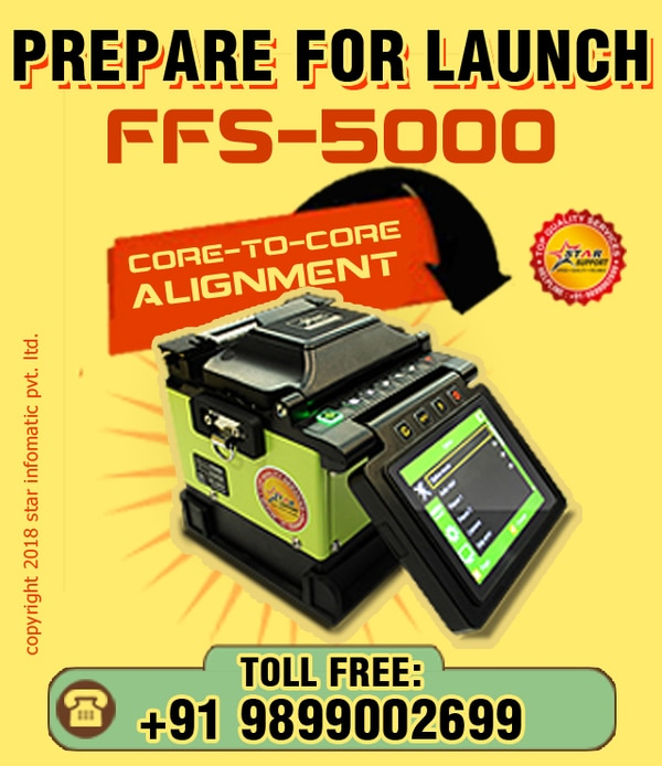 FFS Series - Star #FFS-5000 Co
