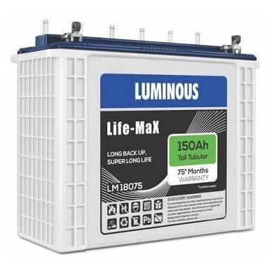 Luminous Battery  Tall Tabular
