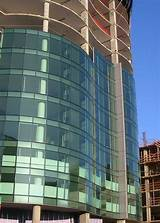 Curtain wall systems are typic