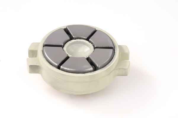 THRUST BEARING SET FOR SUBMERS