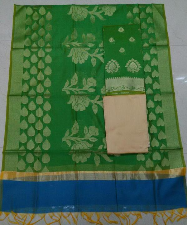 Banarasi Dress Material  Top-B