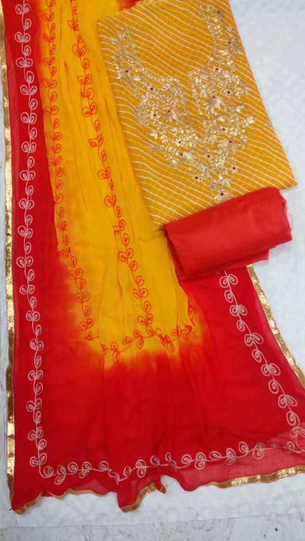 Kota Silk Pittan Work Dress Ma