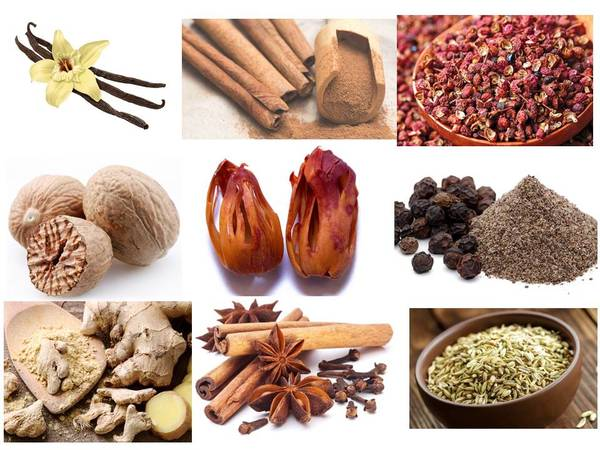 Fragrance Families: OrientalFragrances belonging in the Oriental family of scents often comprise spicy notes that come from exotic parts of the world, usually the Middle and Far East: cinnamon, clove, vanilla, pepper, mace, nutmeg etc. The classification of