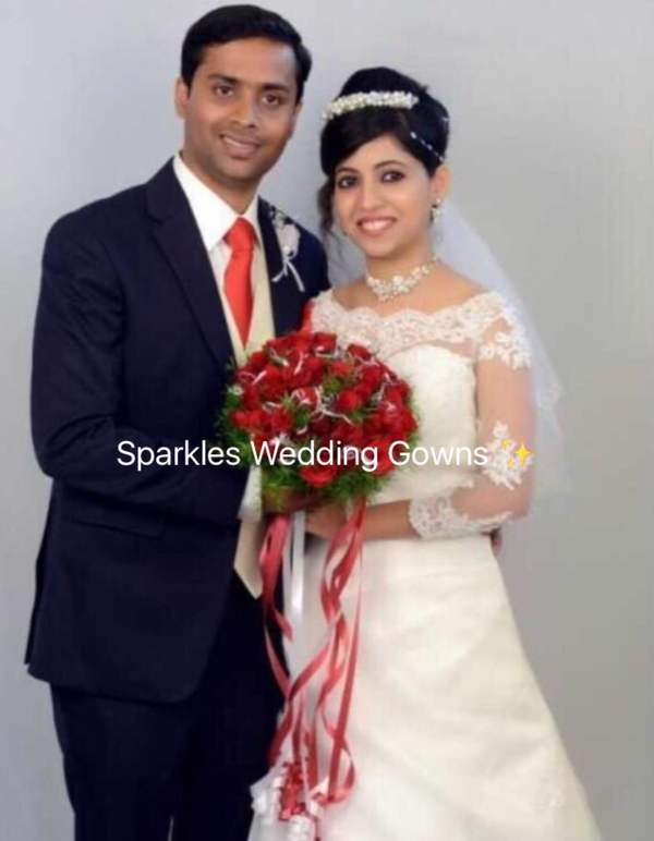 WEDDING GOWNS IN BANGALOR