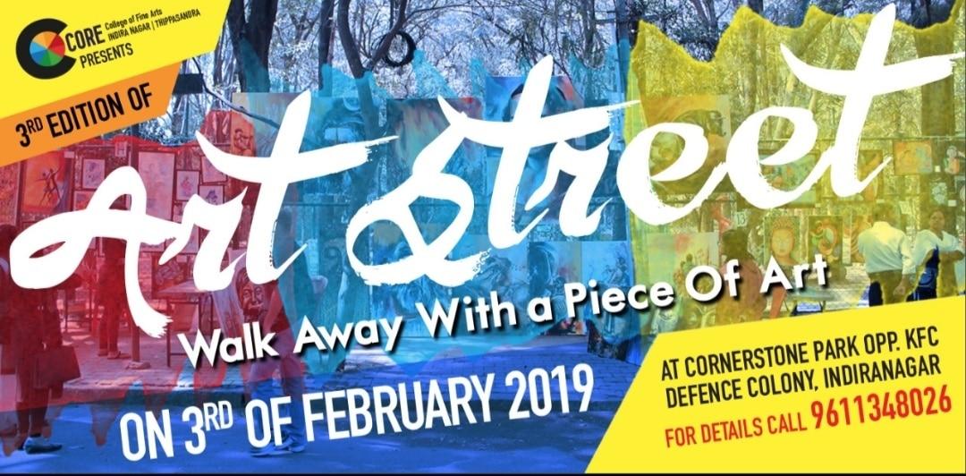 Art Street 3rd Edition ... Boo