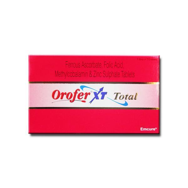 OROFER XT TOTAL TABLET Orofer