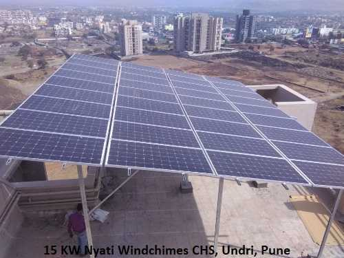 Shams Power System's solar system enables housing societies to substantially reduce their monthly electricity bills and thereby lower their society maintenance charges and contribute towards reducing their carbon footprints and be environmental friendly.shams power system pvt. Ltd. provide rooftop solar system for residential, industrial and commercial consumers.We as solar panel installation company employ best quality solar panels and solar inverter and balance of system to provide reliable and long lasting solar power solutions. We have installed solar rooftop systems for  housing societies , industries and commercial enterprises all over Maharashtra.