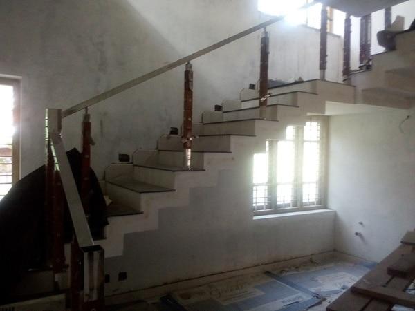 work in progress....house in m