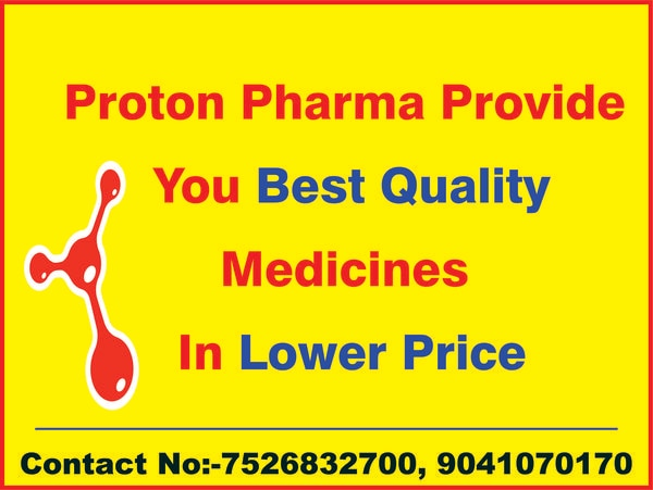 WELCOME TO PROTON PHARMA PVT.