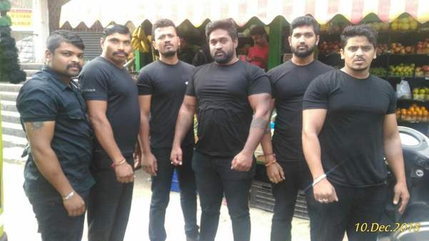 Bouncers services in