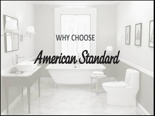 Beautiful Bathrooms with Ameri
