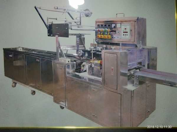 Rusk Pack Machine   Machine Ra
