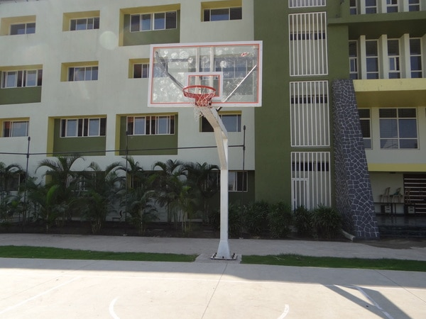 Excel Sports InfrastructureExcel Sports International is  leading supplier of Basketball pole in India.We are also manufacturer & supplier of all kind of fixed and portable sports pole of high quality as per standard norms.