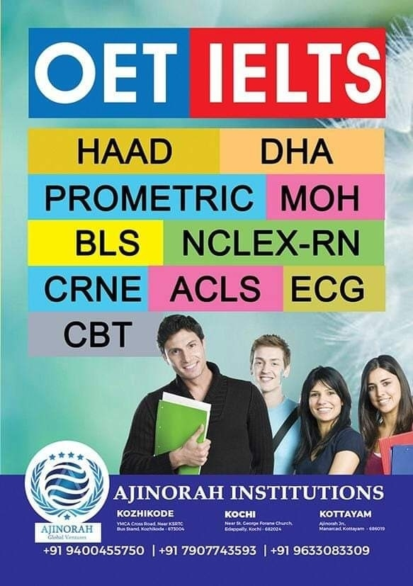No.1 OET and IELTS c