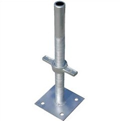 Base Jack Scaffolding on rent in AhmedabadWe are leading supplier of Cup lock Scaffolding on rent as per client's requirements with best quality of products with best rate.For more details call now:+91 98250 35953
