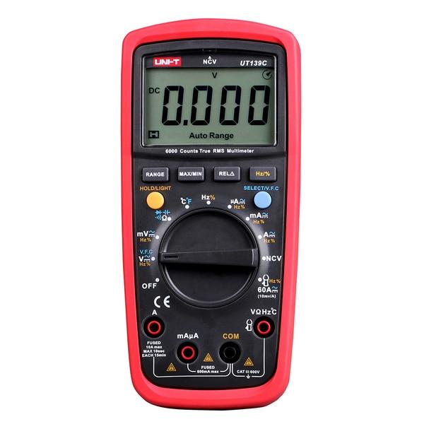 UT139C True Rms Digital Multim