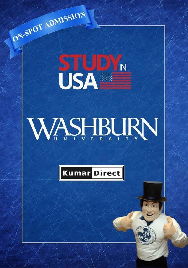 Study In USA | Washburn U