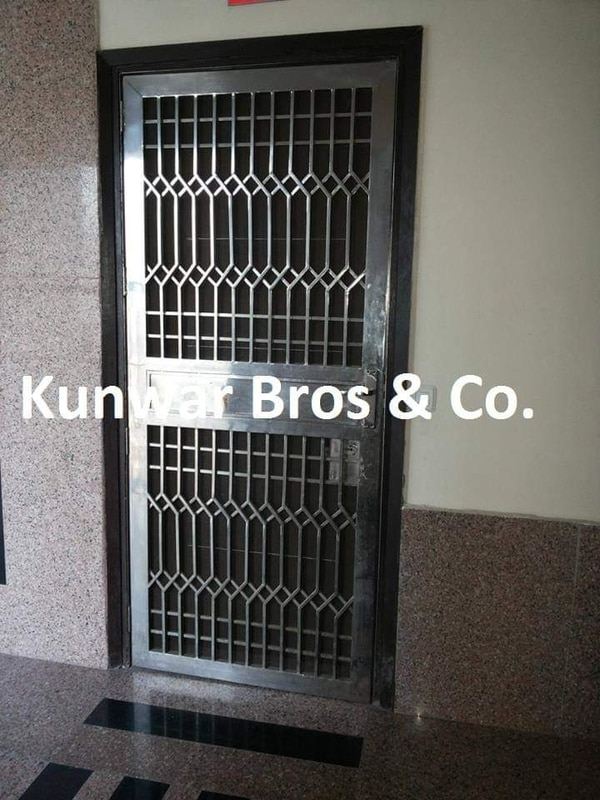 Stainless Steel Fron