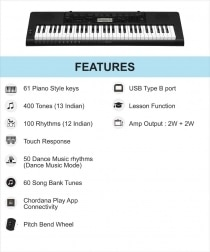 Casio CTK-3500 Price
