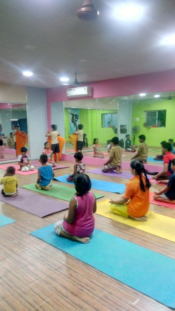 Keep Fit In Best Yoga Centre N