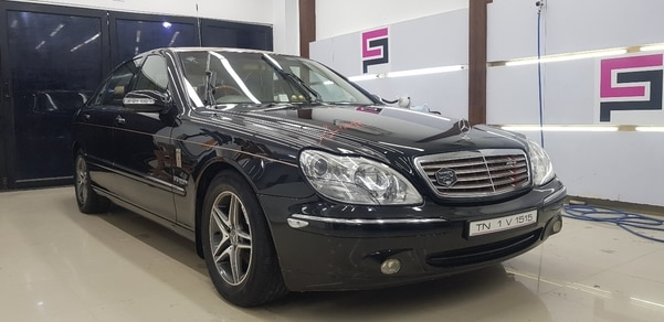 17 years old Mercedes-Benz S c