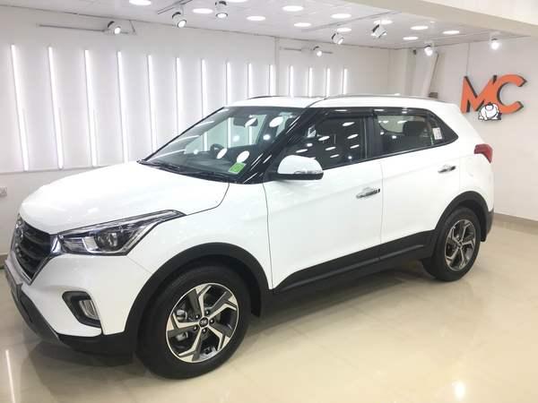 Hyundai Creta gets protected w