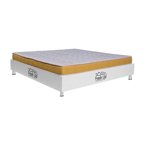 Now get the Best Orthopedic mattress, Spring mattress and Memory foam mattresses in India hassle free at your door step whether you are in Mumbai, Bangalore, Chennai or Hyderabad. Free shipping available, 120 nights risk free trial. Don't miss the chance!