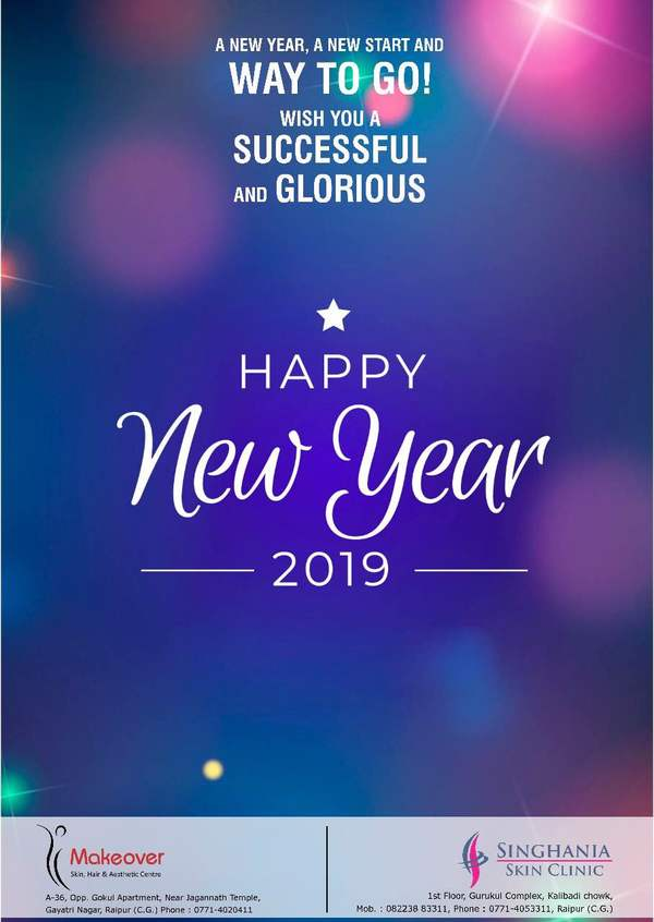 Happy new year to all!!