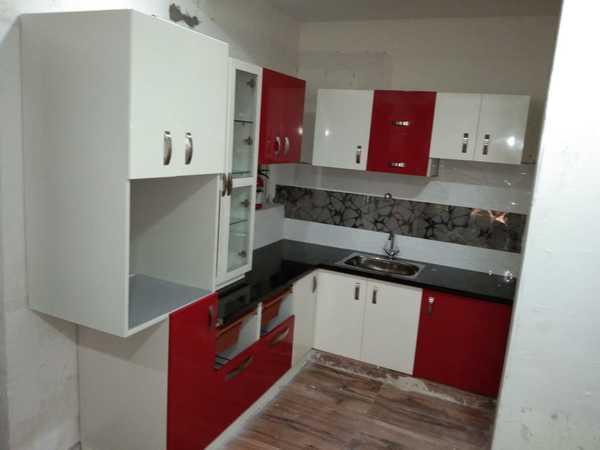 Modular Kitchen Designs F Sohanlifestyle In Metal Home