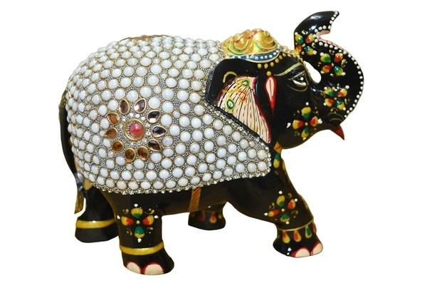 Elephant Figurine.  Inspired f