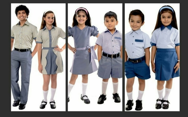 Daakshes School Uniforms.  A s