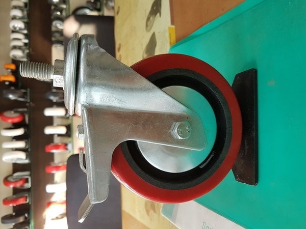 caster wheels for push carts f