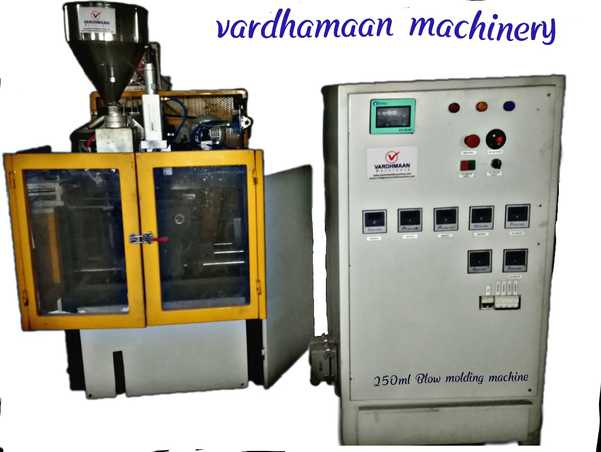 Blow Moulding Machine Manufacturer and Supplier : we are offering an exclusive range of Blow Molding Machine. The offered Blow molding machine is designed using optimum quality components and advanced technology in sync with industry standards. Our valuable clients can avail this molding machine from us at pocket friendly pricesThe Best Part for Buying from us is the Key Point of Service, We are available at any time before and after purchase of Blow Moulding Machine from Vardhmaan. For More Details and Purchase calll now #Blow-Moulding-Machine-Manufacturer#Blowmoldingmachine #india