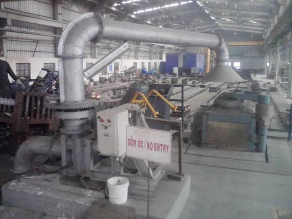 Breezeaair swirling type fume Exhaust hood