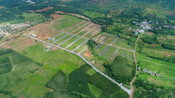 vuda open plots in vizag