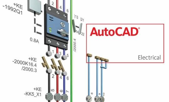 Autodesk® AutoCAD® Electr