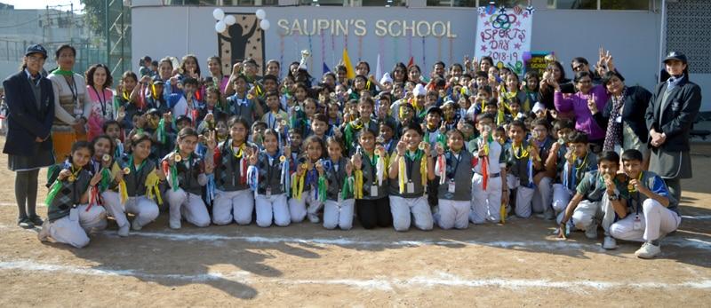 top school in panchkula  Saupi